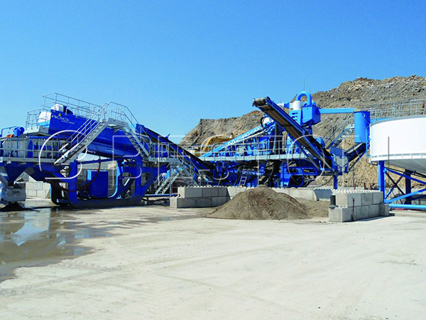 Fully Automated Waste Segregation Machine