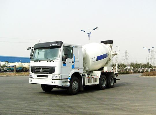 Mini Concrete Truck