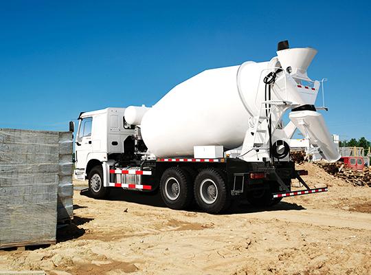 AIMIX Concrete Mixer Truck For Sale