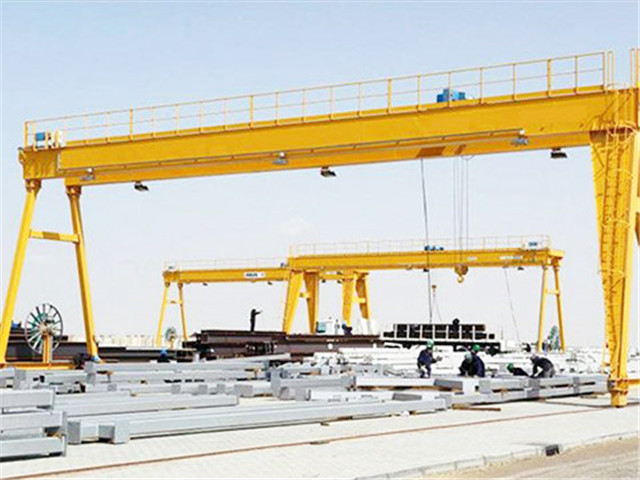 16 Ton Gantry Cranes  form China