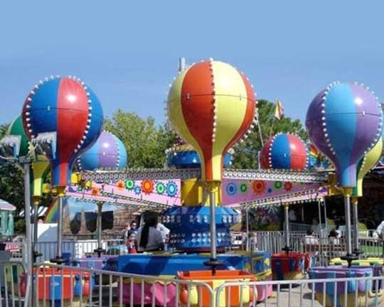 family samba balloon rides cheap