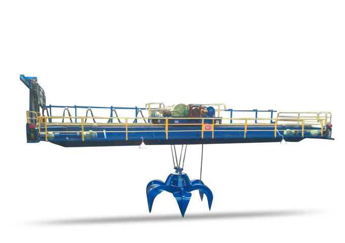 Grab bridge crane for sale