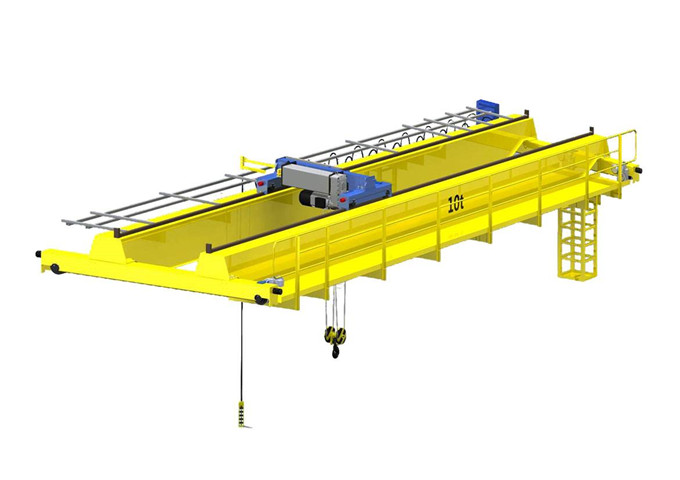10 t overhead crane from manufacturer