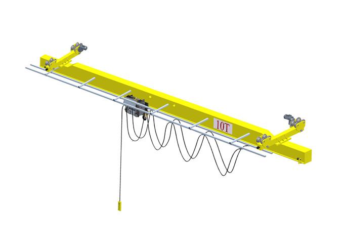 Order single girder overhead crane 10t for sale